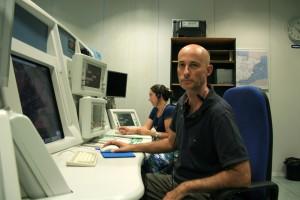 FRANCISCO GONZÁLVEZ GARCÍA Controlador aéreo de aproximación del Centro de Control de Sevilla y piloto de ultraligero