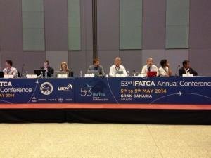Mesa de expertos de Ifatca