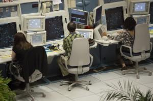 Centro de Control de Madrid