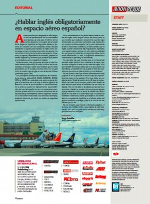 Nº 385 de Avion Revue, julio de 2014