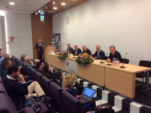 Mesa debate Eurocontrol Just Culture
